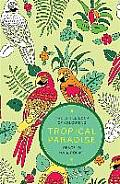 The Little Book of Colouring - Tropical Paradise
