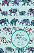 Little Book of Colouring: Animal Kingdom: Peace in Your Pocket