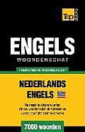 Thematische Woordenschat Nederlands-Amerikaans-Engels - 7000 Woorden