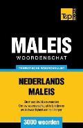 Thematische Woordenschat Nederlands-Maleis - 3000 Woorden