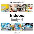 My First Bilingual Book-Indoors (English-Polish)