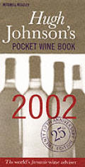 Hugh Johnson's Pocket Wine Book 2002 (Hugh Johnson's Pocket Wine Book) Cover