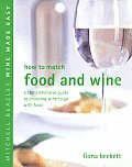 How To Match Food & Wine