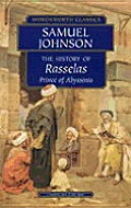 History Of Rasselas Prince Of Abyssini