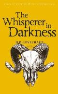 Whisperer in Darkness: Collected Short Stories Vol. I Cover