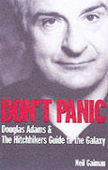 Dont Panic Douglas Adams