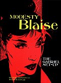 The Gabriel Set-up (Modesty Blaise)