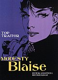 Top Traitor (Modesty Blaise)