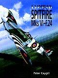 Spitfire Mks Vi Xxiv Combat Legends