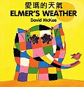Elmer's Weather (English-Chinese)