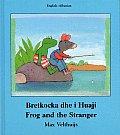 Frog & Stranger Albanian English