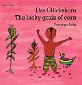 Lucky Grain Of Corn German English