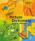 Milet Picture Dictionary (Albanian-English) (Milet Picture Dictionaries) Cover
