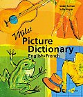 Milet Picture Dictionary (French-English) (Milet Picture Dictionaries) Cover