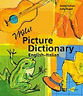 Milet Picture Dictionary (Italian-english) (Milet Picture Dictionaries) Cover