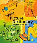 Milet Picture Dictionary (Somali-English) (Milet Picture Dictionaries)