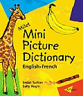 Milet Mini Picture Dictionary English French
