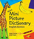 Milet Mini Picture Dictionary English German