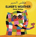 Elmer's Weather (Elmer Board Books) Cover