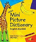 Milet Mini Picture Dictionary: English-Kurdish