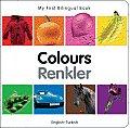 Colours/Renkler: English-Turkish