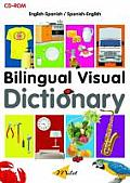 Bilingual Visual Dictionary CD-ROM (English-Spanish) (Milet Multimedia)