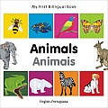 My First Bilingual Book-Animals (English-Portuguese) (My First Bilingual Book)