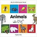 My First Bilingual Book-Animals (English-Urdu)
