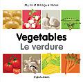 My First Bilingual Book-Vegetables (English-Italian)