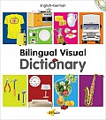 Bilingual Visual Dictionary: German-English [With CD (Audio)]