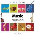 My First Bilingual Book-Music (English-Spanish) (My First Bilingual Book)