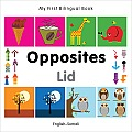 My First Bilingual Book-Opposites (English-Somali) (My First Bilingual Book)