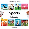 My First Bilingual Book-Sports (English-Arabic) (My First Bilingual Book)
