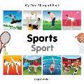 My First Bilingual Book-Sports (English-Polish) (My First Bilingual Book)