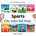 My First Bilingual Book-Sports (English-Vietnamese) (My First Bilingual Book)