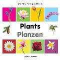 My First Bilingual Book-Plants (English-German) (My First Bilingual Book)