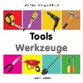 My First Bilingual Book-Tools (English-German)