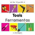 My First Bilingual Book-Tools (English-Portuguese)
