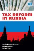 Tax Reform in Russia