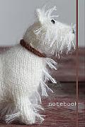 White Terrier Notebook