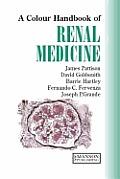 A colour handbook of renal medicine
