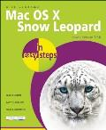 Mac OS X Snow Leopard in Easy Steps (In Easy Steps)