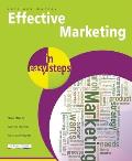 Effective Marketing in Easy Steps (In Easy Steps) Cover