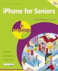 iPhone for Seniors in Easy Steps: Covers iPhone 6 and IOS 8 (In Easy Steps)