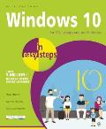 Windows 10 in Easy Steps: For PCs, Laptops and Touch Devices (In Easy Steps)