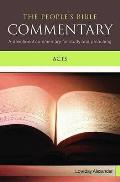 Acts: a Bible Commentary for Every Day