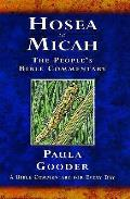 Hosea To Micah: a Bible Commentary for Every Day