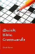 Quick Bible Crosswords
