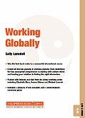 Working Globally: Life & Work 10.02