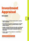 Investment Appraisal: Finance 05.04